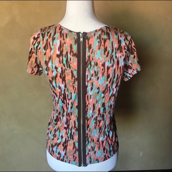 Anthropologie Tops - sparkle and fade top